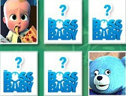 The Boss Baby Memory Match