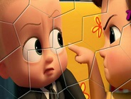 The Boss Baby Spin Puzzle