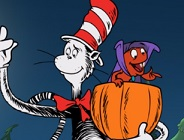 The Cat in the Hat Halloween Puzzle
