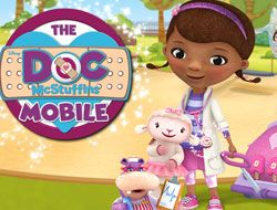The Doc McStuffins Mobile