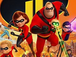 The Incredibles Match 3