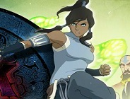The Legend of Korra Dark Into Light