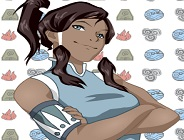 The Legend of Korra Dress Up