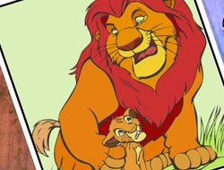 The Lion King Coloring