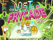 The Lost Frycade Game