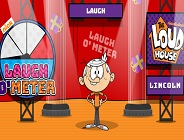 The Loud House Laugh O' Meter