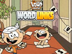 The Loud House Word Links