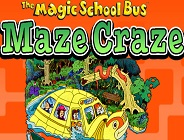 The Magic School Bus Maze Craze