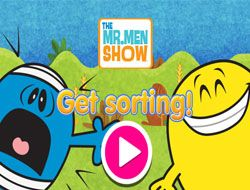 The Mr Men Show Get Sorting