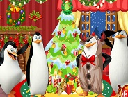The Penguins of Madagascar Christmas