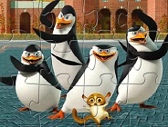 The Penguins of Madagascar Jigsaw