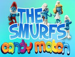 The Smurfs Candy Match