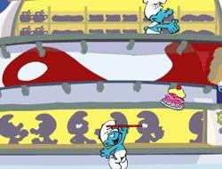 The Smurfs: Greedy's Bakery