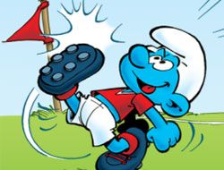 The Smurfs Penalty Shoot-Out