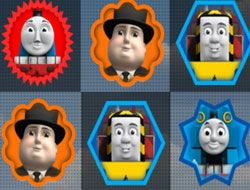 Thomas and Friends 3 In a Row