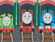 Thomas and Friends Emotions