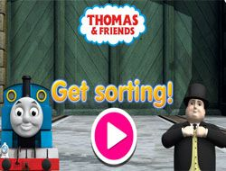 Thomas and Friends Get Sorting