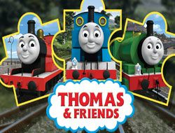 Thomas and Friends Jigsaw 2