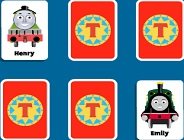 Thomas and Friends Memory Match