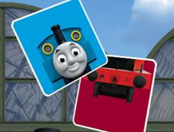 Thomas and Friends Mix Up
