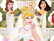 Three Bridesmaids for Cinderella