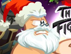 Thumb Fighter Christmas Edition