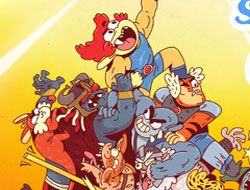 ThunderCats Roar Superhero Quiz
