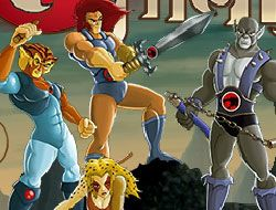 ThunderCats The Orb Of Madness