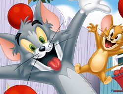 Tom and Jerry Backyard Battle