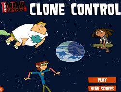 Total Drama Clone Control