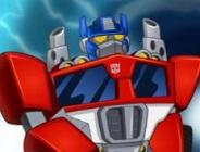 Transformers Rescue Bots Puzzles