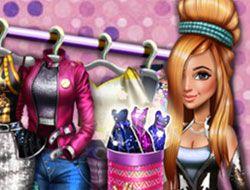 Tris Super Star Dolly Dress Up