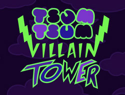 Tsum Tsum Villain Tower