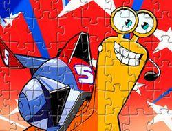Turbo Fast Puzzle