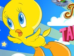 Tweety Takes Off
