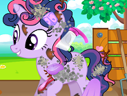 Twilight Sparkle at Farm