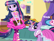 Twilight Sparkle Fashion Day