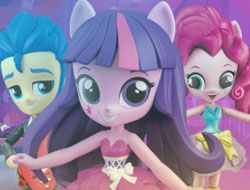 Twilight Sparkles Surprise Dance Party