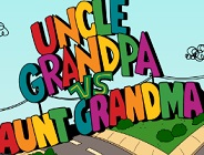 Uncle Grandpa Vs Aunt Grandma