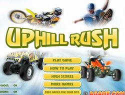 Uphill Rush Unblocked