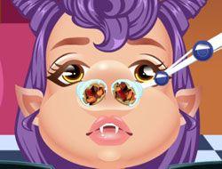 Vampire Nose Doctor