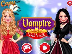 Vampire Princess Real World