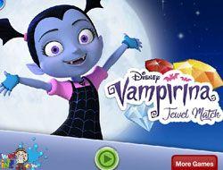 Vampirina Jewel Match