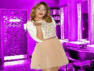 Violetta Hairstyle