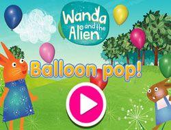 Wanda and the Alien Balloon Pop