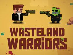 Wasteland Warriors Capture The Flag