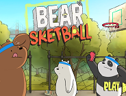 We Bare Bears Bearsketball
