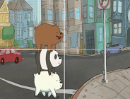 We Bare Bears Sliding Puzzle