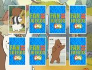 We Bear Bears Memory Cards