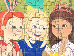 Wellie Wishers Characters Puzzle